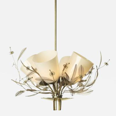 Paavo Tynell Chandelier by Paavo Tynell