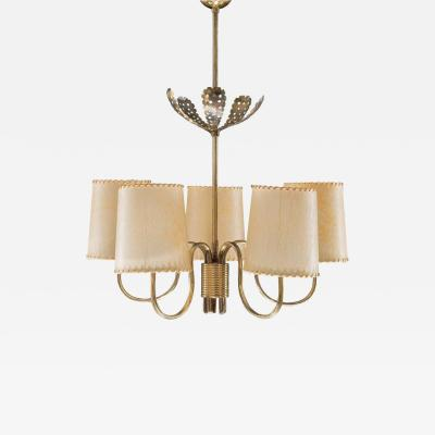 Paavo Tynell Chandelier by Paavo Tynell for Taito