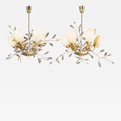 Paavo Tynell Chandeliers by Paavo Tynell