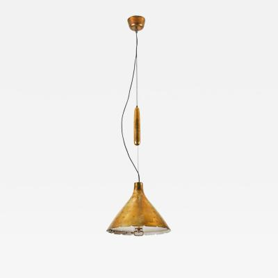 Paavo Tynell Counterweight Pulley Pendant by Paavo Tynell