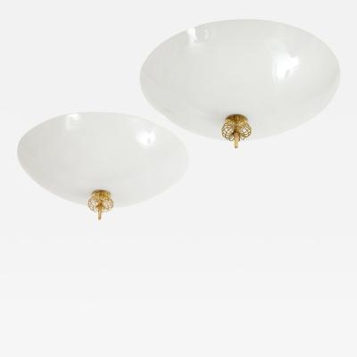 Paavo Tynell Flush Mount Ceiling Lights