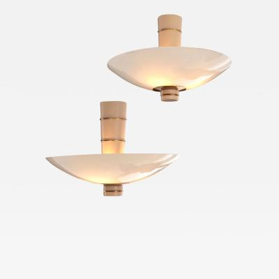 Paavo Tynell PAAVO TYNELL Ceiling lamp model 9055 circa 1940 Finland