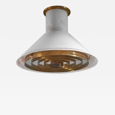 Paavo Tynell Paavo Tynell Ceiling Lamp for Taito Finland 1940s
