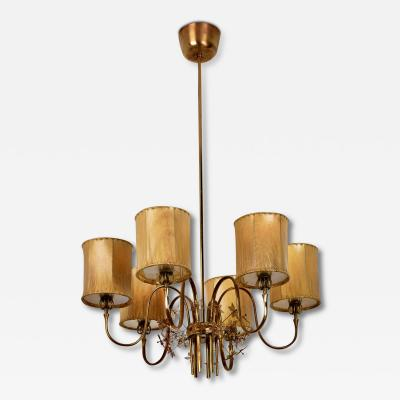 Paavo Tynell Paavo Tynell Chandelier Model no 9013 Taito Oy