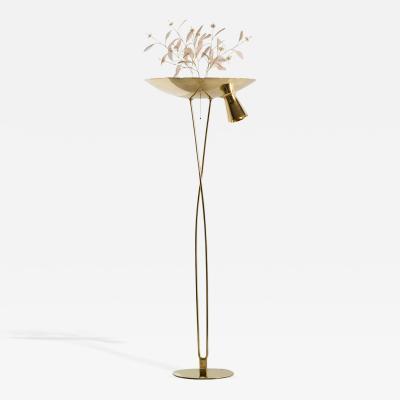 Paavo Tynell Paavo Tynell Three Way Floor Lamp Model 10506