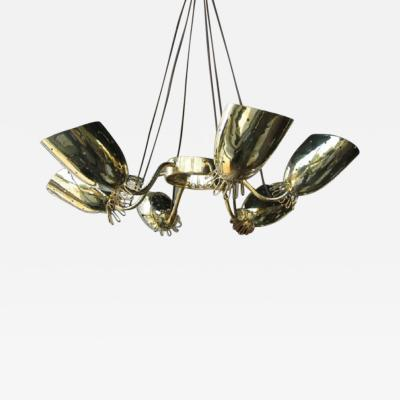 Paavo Tynell Paavo Tynell attr Chandelier