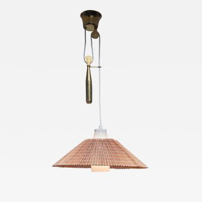 Paavo Tynell Paavo Tynell pendant with counterweight Finland