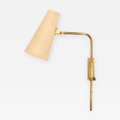 Paavo Tynell Petite Adjustable Wall Sconce by Paavo Tynell