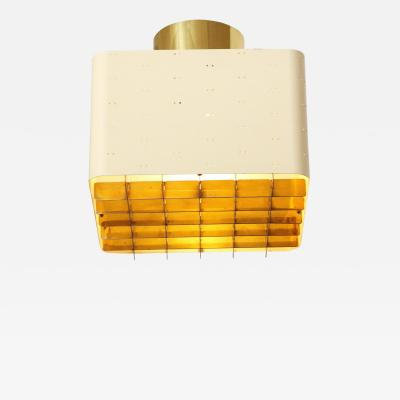 Paavo Tynell Starrysky Flush mount Ceiling Light by Paavo Tynell for Idman