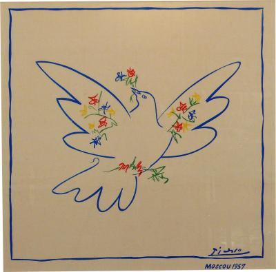 Pablo Picasso Dove of peace