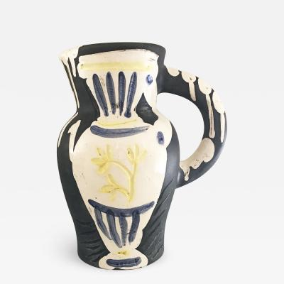 Pablo Picasso Pablo Picasso Pitcher with Vase