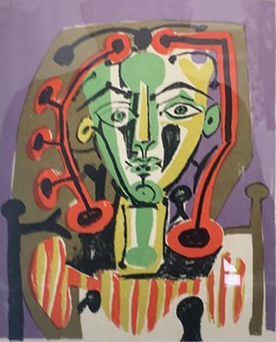 Pablo Picasso Picasso Lithograph