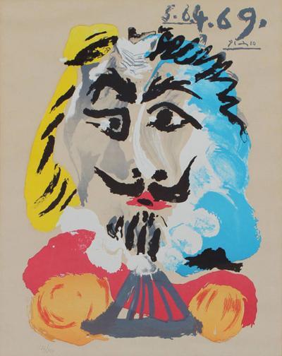 Pablo Picasso Picasso Portraits Imaginaires