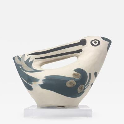 Pablo Picasso Signed Picasso Pitcher