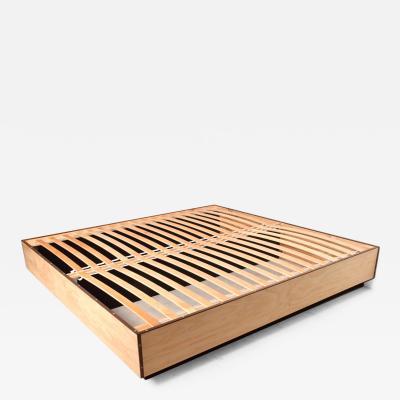 Pablo Romo Modern Platform Bed for KING size PABLO ROMO