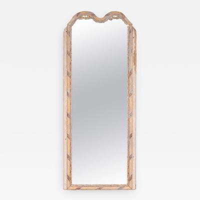 Painted 18th Century Louis XV Mirror