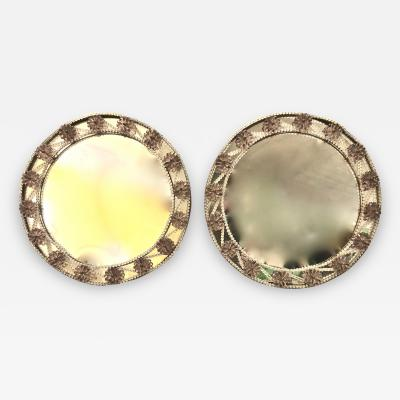 Pair Murano Mirrors