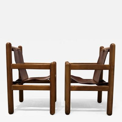 Pair Of Mexican Armchairs