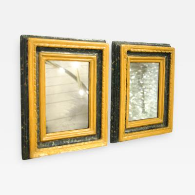 Pair of 18th Century Mirror Frames