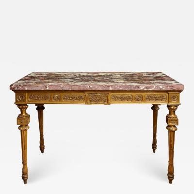 Pair of 18th Century Roman Console Tables