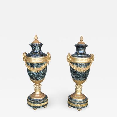 Pair of 19th Century French Vases