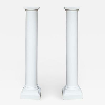 Pair of Architectural Columns