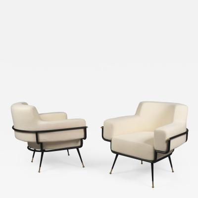 Pair of Armchairs France 2018