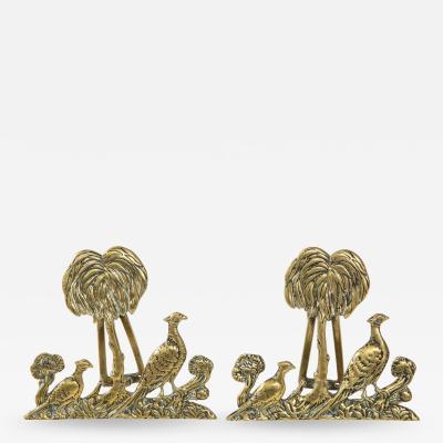 Pair of Brass Door Knockers