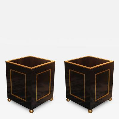 Pair of Directoire Style Planters