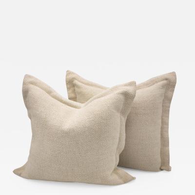 Pair of Linen Pillows