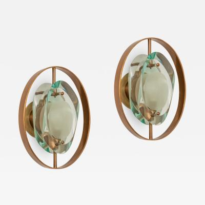 Pair of Micro Sconces Model 2240