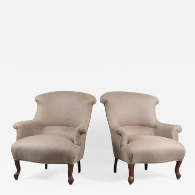 Pair of Napoleon Chairs
