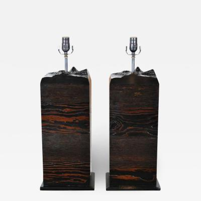 Pair of Neuland Designs Table Lamps