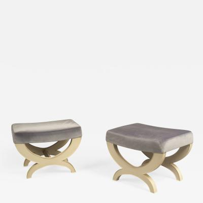 Pair of Stools USA 2019