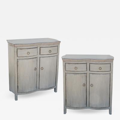 Pair of Swedish Storage Cabinets