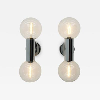 Pair of Wall Sconces by Motoko Ishii for Staff 1970s