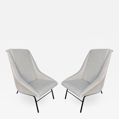Pair of armchairs France circa 1950