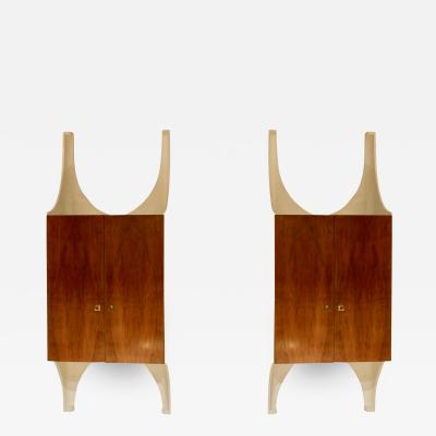 Pair of cabinets 1970