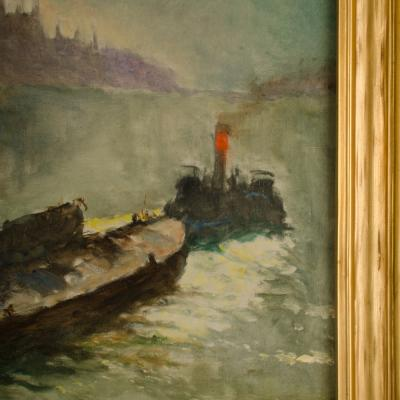 Pal Fried Pal Fried Hungarian 1893 1976 Towboat