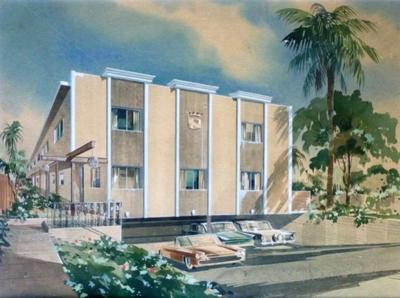 Palm Spring in the Fifties