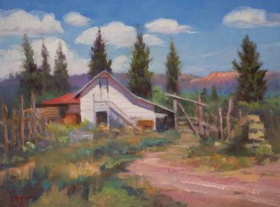 Pamela Ingwers The Old Ranch House