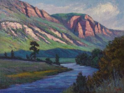 Pamela Ingwers The River to Redstone