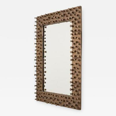 Pamela Sunday The Lustro Wall Mirror by Pamela Sunday