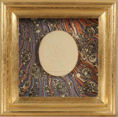 Paoletti Impronte Mussei Diversi Rome c1800