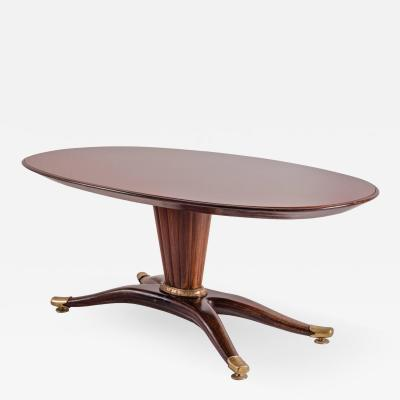 Paolo Buffa Fine Dining Table in the Style of Paolo Buffa 1950s