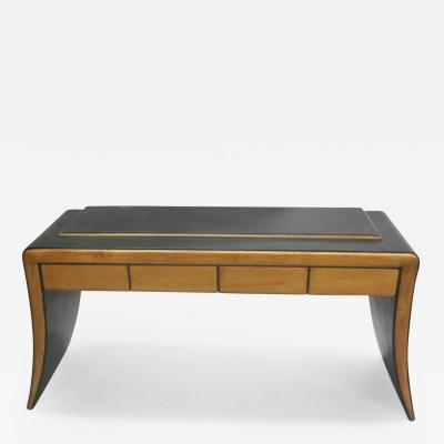 Paolo Buffa Italian Art Deco Modern Neoclassical Vanity Sofa Table by Paolo Buffa 1930