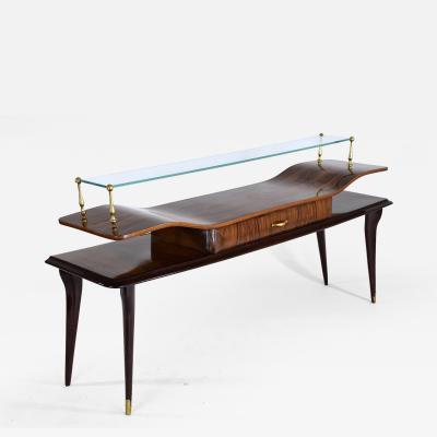 Paolo Buffa Italian Mid Century Console Table