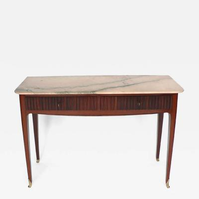 Paolo Buffa Modernist Console Table Attributed to Paolo Buffa