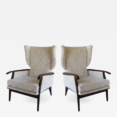 Paolo Buffa Pair of Paolo Buffa Armchairs