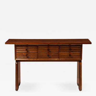 Paolo Buffa Rare Console Table Server by Paolo Buffa